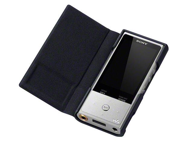 NW-ZX100本革ケース